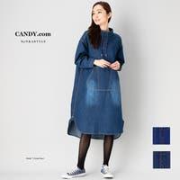 Select Shop Candy(セレクトショップキャンディ)のワンピース・ドレス/デニムワンピース