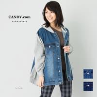 Select Shop Candy(セレクトショップキャンディ)のアウター(コート・ジャケットなど)/デニムジャケット