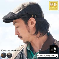 ゆるい帽子CasualBox(ユルイボウシカジュアルボックス)の帽子/キャスケット