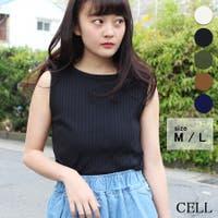 CELL(シエル)のトップス/ノースリーブ
