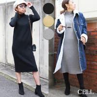 CELL(シエル)のワンピース・ドレス/ニットワンピース