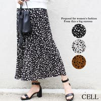 CELL(シエル)のスカート/プリーツスカート
