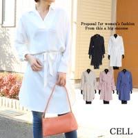 CELL(シエル)のワンピース・ドレス/シャツワンピース