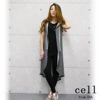CELL(シエル)のアウター(コート・ジャケットなど)/ダウンベスト