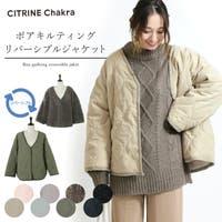 CITRINE Chakra(シトリンチャクラ)のアウター(コート・ジャケットなど)/ブルゾン