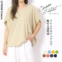 CITRINE Chakra(シトリンチャクラ)のトップス/Tシャツ