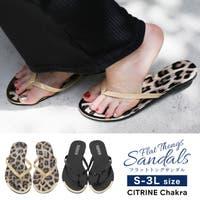 CITRINE Chakra(シトリンチャクラ)のシューズ・靴/トングサンダル