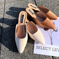 SELECT LEVERY (セレクトリベリー)のシューズ・靴/ミュール