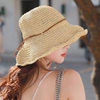 SELECT LEVERY (セレクトリベリー)の帽子/麦わら帽子・ストローハット・カンカン帽