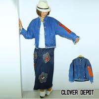 CLOVERDEPOT(クローバーデポ)のアウター(コート・ジャケットなど)/デニムジャケット