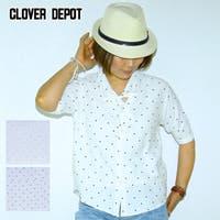 CLOVERDEPOT(クローバーデポ)のトップス/ブラウス