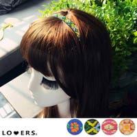 LOVERS(ラバーズ)のヘアアクセサリー/カチューシャ