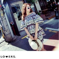LOVERS(ラバーズ)のワンピース・ドレス/ベアワンピース