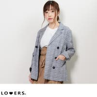 LOVERS(ラバーズ)のアウター(コート・ジャケットなど)/ブルゾン