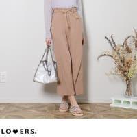 LOVERS(ラバーズ)のパンツ・ズボン/クロップドパンツ・サブリナパンツ