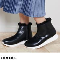 LOVERS(ラバーズ)のシューズ・靴/ショートブーツ