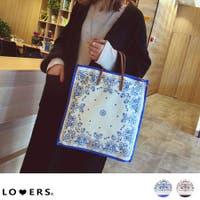 LOVERS(ラバーズ)のバッグ・鞄/ハンドバッグ