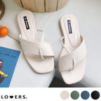 LOVERS(ラバーズ)のシューズ・靴/フラットシューズ