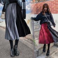 COCOMOMO(ココモモ)のスカート/ひざ丈スカート
