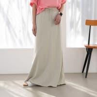 coen【women】(コーエン)のスカート/ひざ丈スカート