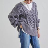 coen【women】(コーエン)のトップス/ニット・セーター