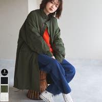 coen【women】(コーエン)のアウター(コート・ジャケットなど)/MA-1・ミリタリージャケット