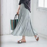 coen【women】(コーエン)のスカート/プリーツスカート