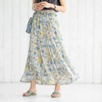 coen【women】(コーエン)のスカート/フレアスカート
