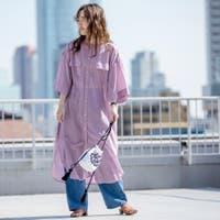 coen【women】(コーエン)のワンピース・ドレス/シャツワンピース