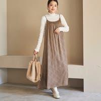 coen【women】(コーエン)のワンピース・ドレス/キャミワンピース