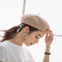 coen【women】(コーエン)の帽子/ベレー帽