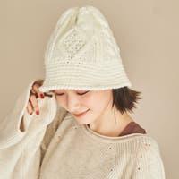 coen【women】(コーエン)の帽子/ニット帽