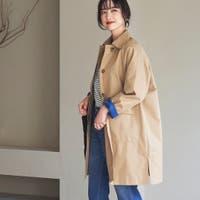 coen【women】(コーエン)のアウター(コート・ジャケットなど)/ステンカラーコート