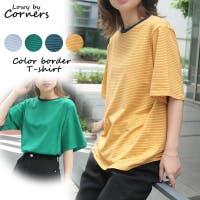 CORNERS (コーナーズ)のトップス/Tシャツ