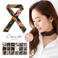 CREAM-DOT(クリームドット)の小物/スカーフ