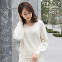 TEANY (ティー二―)のトップス/ニット・セーター