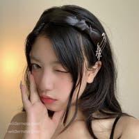 Decorative (デコラティブ)のヘアアクセサリー/カチューシャ