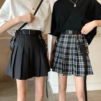 Decorative (デコラティブ)のスカート/プリーツスカート