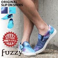 fuzzy(ファジー)のシューズ・靴/スリッポン