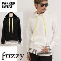 fuzzy(ファジー)のトップス/パーカー