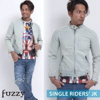 fuzzy(ファジー)のアウター(コート・ジャケットなど)/デニムジャケット