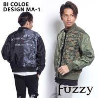 fuzzy(ファジー)のアウター(コート・ジャケットなど)/ブルゾン