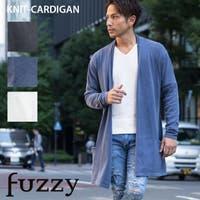 fuzzy(ファジー)のトップス/カーディガン