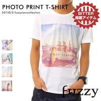 fuzzy(ファジー)のトップス/Tシャツ