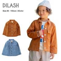 DILash BABY & KIDS SHOP(ディラッシュベビー アンド キッズショップ)のアウター(コート・ジャケットなど)/ブルゾン
