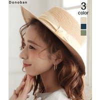 DONOBAN(ドノバン)の帽子/麦わら帽子・ストローハット・カンカン帽