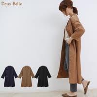 Doux Belle (ドゥーベル)のアウター(コート・ジャケットなど)/トレンチコート