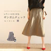 SAISON DE PAPILLON (セゾン ド パピヨン)のスカート/ひざ丈スカート