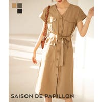 SAISON DE PAPILLON (セゾン ド パピヨン)のワンピース・ドレス/ワンピース