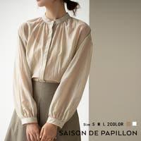 SAISON DE PAPILLON (セゾン ド パピヨン)のトップス/シャツ